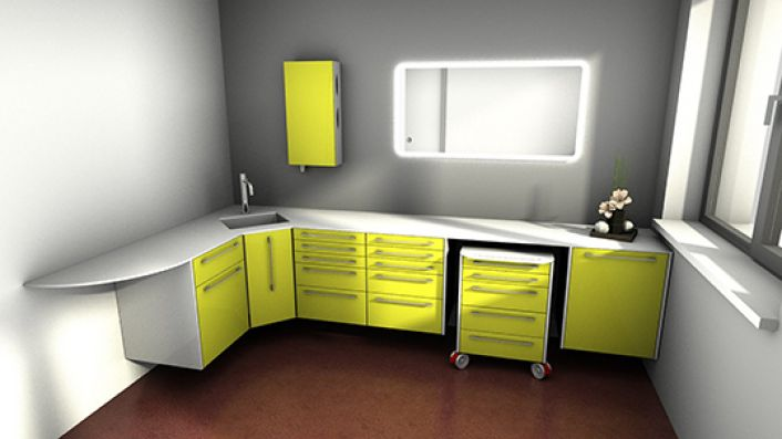 Arredo Joy yellow
