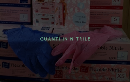 Guanti in Nitrile